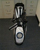 Embroidered Logo Golf Bag